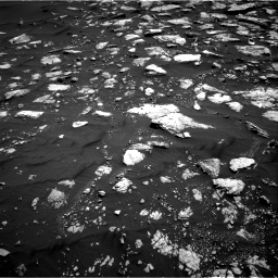 Nasa's Mars rover Curiosity acquired this image using its Right Navigation Camera on Sol 1584, at drive 1590, site number 60