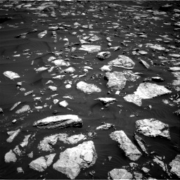 Nasa's Mars rover Curiosity acquired this image using its Right Navigation Camera on Sol 1584, at drive 1638, site number 60