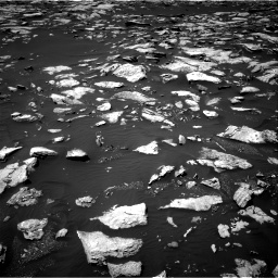 Nasa's Mars rover Curiosity acquired this image using its Right Navigation Camera on Sol 1585, at drive 1698, site number 60
