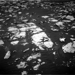 Nasa's Mars rover Curiosity acquired this image using its Right Navigation Camera on Sol 1585, at drive 1716, site number 60