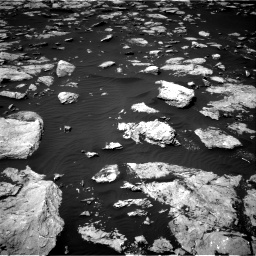 Nasa's Mars rover Curiosity acquired this image using its Right Navigation Camera on Sol 1585, at drive 1746, site number 60