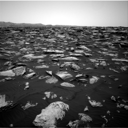 Nasa's Mars rover Curiosity acquired this image using its Right Navigation Camera on Sol 1587, at drive 1830, site number 60
