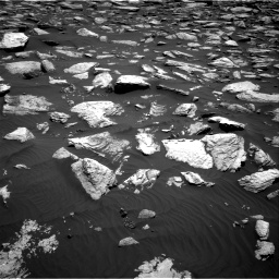 Nasa's Mars rover Curiosity acquired this image using its Right Navigation Camera on Sol 1587, at drive 1860, site number 60