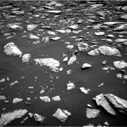 Nasa's Mars rover Curiosity acquired this image using its Right Navigation Camera on Sol 1587, at drive 1908, site number 60