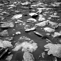Nasa's Mars rover Curiosity acquired this image using its Right Navigation Camera on Sol 1589, at drive 2112, site number 60