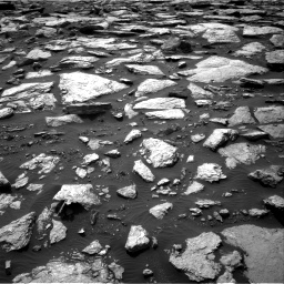 Nasa's Mars rover Curiosity acquired this image using its Right Navigation Camera on Sol 1589, at drive 2154, site number 60
