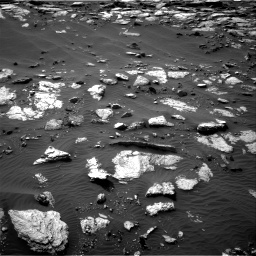 Nasa's Mars rover Curiosity acquired this image using its Right Navigation Camera on Sol 1589, at drive 2238, site number 60
