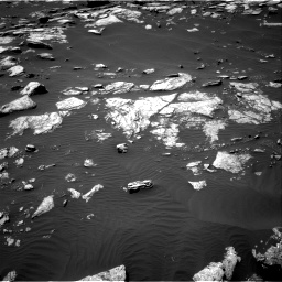 Nasa's Mars rover Curiosity acquired this image using its Right Navigation Camera on Sol 1591, at drive 2268, site number 60