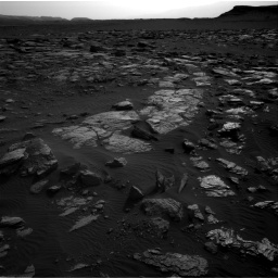 Nasa's Mars rover Curiosity acquired this image using its Right Navigation Camera on Sol 1591, at drive 2286, site number 60