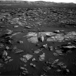 Nasa's Mars rover Curiosity acquired this image using its Right Navigation Camera on Sol 1591, at drive 2316, site number 60