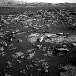 Nasa's Mars rover Curiosity acquired this image using its Right Navigation Camera on Sol 1591, at drive 2322, site number 60