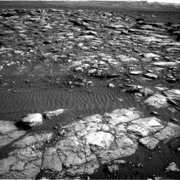 Nasa's Mars rover Curiosity acquired this image using its Right Navigation Camera on Sol 1591, at drive 2340, site number 60