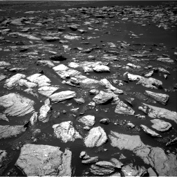 Nasa's Mars rover Curiosity acquired this image using its Right Navigation Camera on Sol 1594, at drive 2388, site number 60