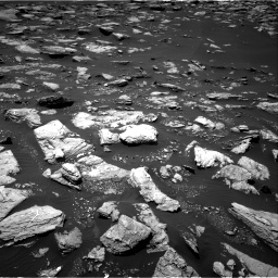 Nasa's Mars rover Curiosity acquired this image using its Right Navigation Camera on Sol 1594, at drive 2400, site number 60