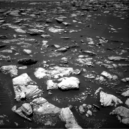 Nasa's Mars rover Curiosity acquired this image using its Right Navigation Camera on Sol 1594, at drive 2406, site number 60