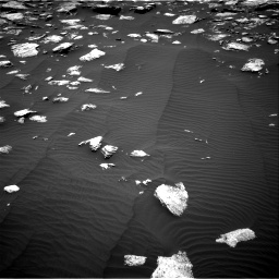 Nasa's Mars rover Curiosity acquired this image using its Right Navigation Camera on Sol 1594, at drive 2466, site number 60