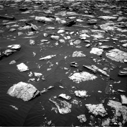 Nasa's Mars rover Curiosity acquired this image using its Right Navigation Camera on Sol 1594, at drive 2520, site number 60
