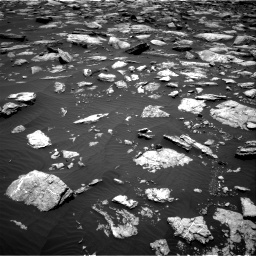 Nasa's Mars rover Curiosity acquired this image using its Right Navigation Camera on Sol 1594, at drive 2526, site number 60