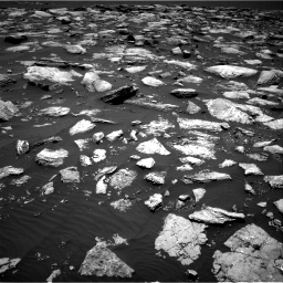 Nasa's Mars rover Curiosity acquired this image using its Right Navigation Camera on Sol 1594, at drive 2538, site number 60