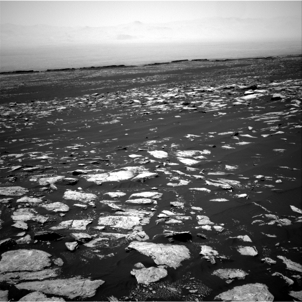 Nasa's Mars rover Curiosity acquired this image using its Right Navigation Camera on Sol 1594, at drive 2574, site number 60