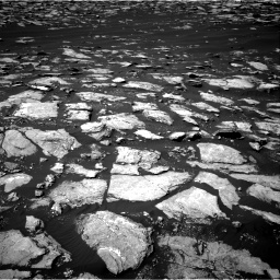 Nasa's Mars rover Curiosity acquired this image using its Right Navigation Camera on Sol 1596, at drive 2592, site number 60
