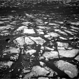 Nasa's Mars rover Curiosity acquired this image using its Right Navigation Camera on Sol 1596, at drive 2598, site number 60
