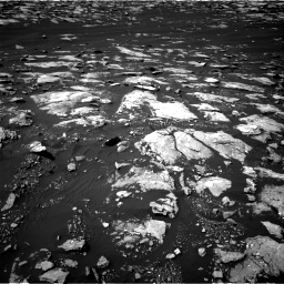 Nasa's Mars rover Curiosity acquired this image using its Right Navigation Camera on Sol 1596, at drive 2604, site number 60