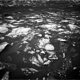 Nasa's Mars rover Curiosity acquired this image using its Right Navigation Camera on Sol 1596, at drive 2616, site number 60