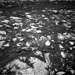 Nasa's Mars rover Curiosity acquired this image using its Right Navigation Camera on Sol 1596, at drive 2688, site number 60