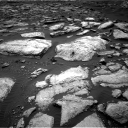 Nasa's Mars rover Curiosity acquired this image using its Right Navigation Camera on Sol 1598, at drive 2730, site number 60