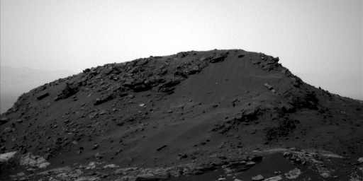 Nasa's Mars rover Curiosity acquired this image using its Left Navigation Camera on Sol 1600, at drive 2928, site number 60