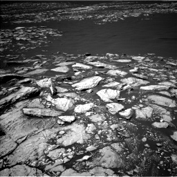 Nasa's Mars rover Curiosity acquired this image using its Left Navigation Camera on Sol 1601, at drive 2946, site number 60