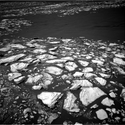 Nasa's Mars rover Curiosity acquired this image using its Right Navigation Camera on Sol 1601, at drive 2940, site number 60