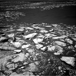 Nasa's Mars rover Curiosity acquired this image using its Right Navigation Camera on Sol 1601, at drive 2946, site number 60