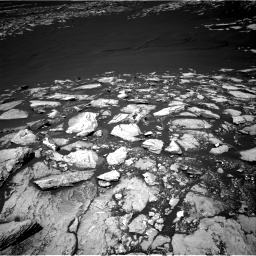 Nasa's Mars rover Curiosity acquired this image using its Right Navigation Camera on Sol 1601, at drive 2964, site number 60