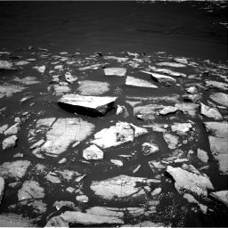Nasa's Mars rover Curiosity acquired this image using its Right Navigation Camera on Sol 1601, at drive 2982, site number 60