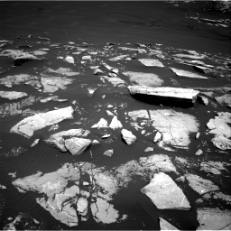 Nasa's Mars rover Curiosity acquired this image using its Right Navigation Camera on Sol 1601, at drive 3000, site number 60