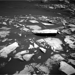 Nasa's Mars rover Curiosity acquired this image using its Right Navigation Camera on Sol 1601, at drive 3018, site number 60