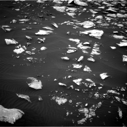 Nasa's Mars rover Curiosity acquired this image using its Right Navigation Camera on Sol 1601, at drive 3066, site number 60