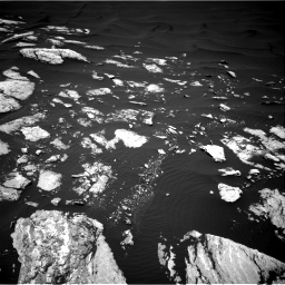 Nasa's Mars rover Curiosity acquired this image using its Right Navigation Camera on Sol 1601, at drive 3114, site number 60