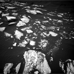 Nasa's Mars rover Curiosity acquired this image using its Right Navigation Camera on Sol 1601, at drive 3120, site number 60