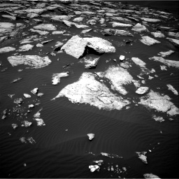 Nasa's Mars rover Curiosity acquired this image using its Right Navigation Camera on Sol 1601, at drive 3144, site number 60