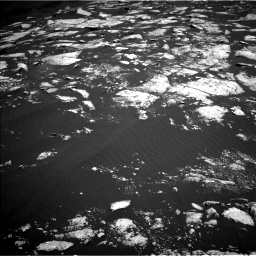 Nasa's Mars rover Curiosity acquired this image using its Left Navigation Camera on Sol 1604, at drive 3378, site number 60