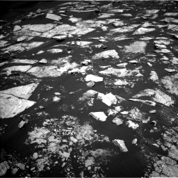 Nasa's Mars rover Curiosity acquired this image using its Left Navigation Camera on Sol 1604, at drive 3402, site number 60