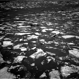 Nasa's Mars rover Curiosity acquired this image using its Left Navigation Camera on Sol 1604, at drive 3498, site number 60