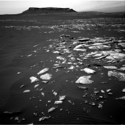 Nasa's Mars rover Curiosity acquired this image using its Right Navigation Camera on Sol 1604, at drive 3186, site number 60