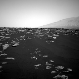 Nasa's Mars rover Curiosity acquired this image using its Right Navigation Camera on Sol 1604, at drive 3204, site number 60