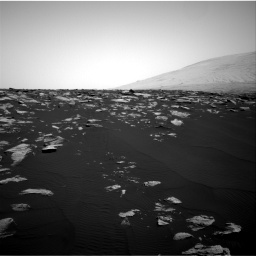 Nasa's Mars rover Curiosity acquired this image using its Right Navigation Camera on Sol 1604, at drive 3210, site number 60