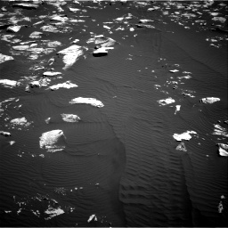 Nasa's Mars rover Curiosity acquired this image using its Right Navigation Camera on Sol 1604, at drive 3216, site number 60
