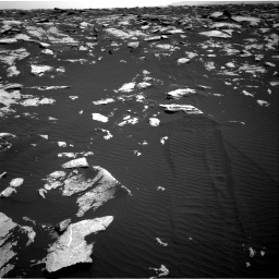 Nasa's Mars rover Curiosity acquired this image using its Right Navigation Camera on Sol 1604, at drive 3246, site number 60